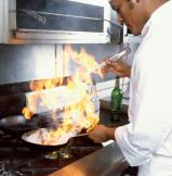 Preventing Work Related Burn Injuries In Restaurants - DVD