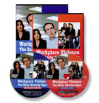 Workplace Violence � Employee/Manager Combination DVD Package