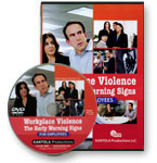 Workplace Violence for Employees: The Early Warning Signs - (Spanish) DVD