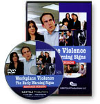 Workplace Violence for Managers - The Early Warning Signs DVD